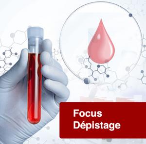 Focus sur le dépistage du VIH